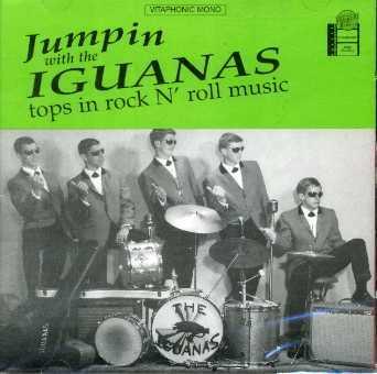 The Iguanas - Jumpin' With The Iguanas