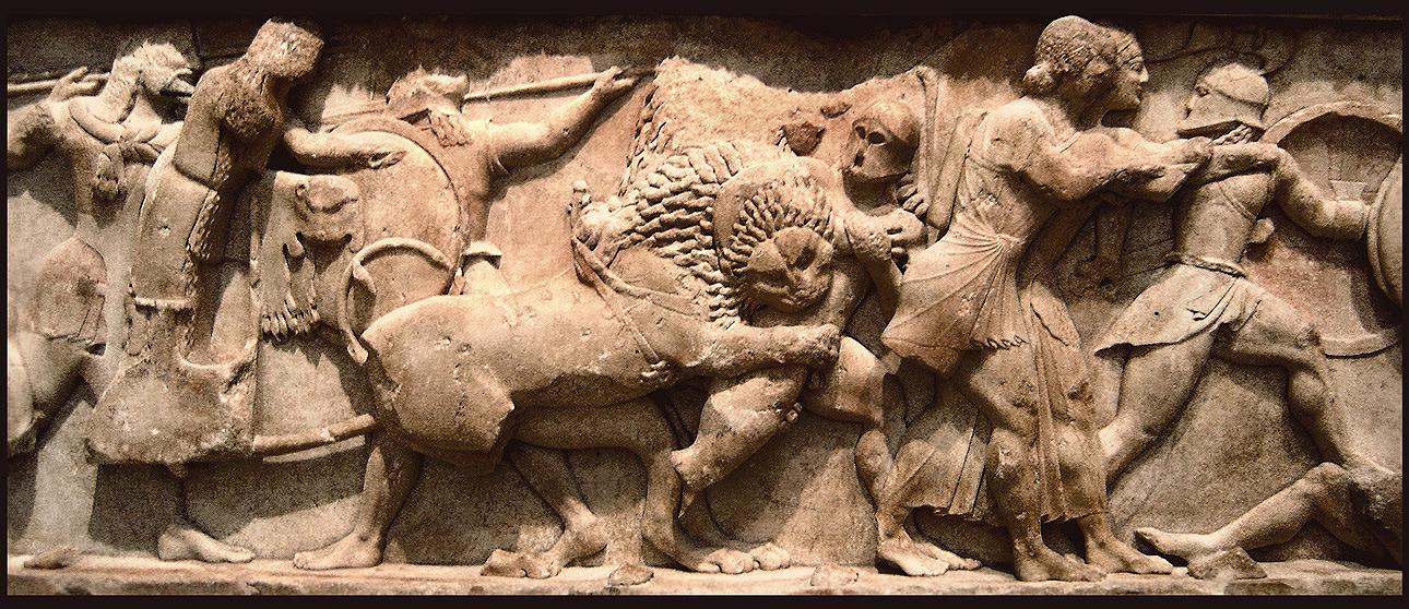 Bronze age art history essay example