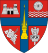 Coat of arms of Sălaj County