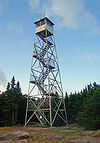 Balsam Lake Mountain Fire Observation Station