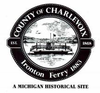 Logo of Charlevoix County, Michigan