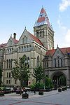Main Quadrangle University of Manchester by Nick Higham.jpg