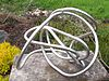 Sculpture at High Head Farm Sculpture Valley - geograph.org.uk - 2128845.jpg