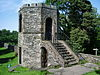 St Mary's Church, Kirkby Lonsdale, The Gazebo - geograph.org.uk - 799152.jpg