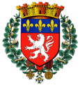 Coat of arms of Lyon