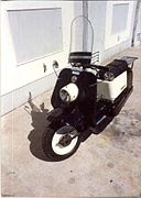 The Topper was built by Harley-Davidson from 1960 to 1965