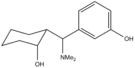 Chemical structure of Ciramadol.