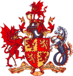 Arma of carmarthenshire County Council
