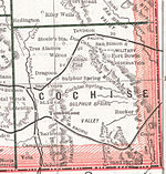 Cochise County in the Old West