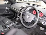 Holden VE Commodore SS V-Series interior 01.jpg