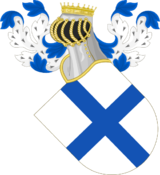 Coat of Arms of D. Henry of Burgundy, Count of Portugal.png