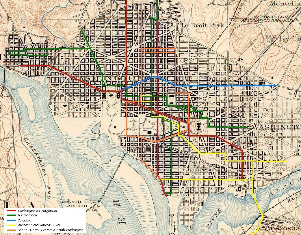 Image From Httpdcwalkaboutcomblogassetswashingtondc - Washington dc map printable