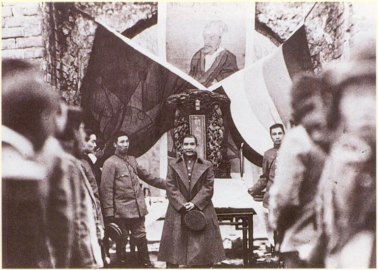 the chinese revolution of 1911 What did the french revolution of 1789 and chinese revolution of 1911 have in common the causes of the first chinese revolution (1911-1912.