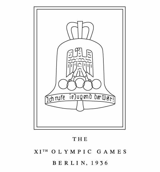 Эмблема для Олимпийских Игр в Берлине была придумана совершенно случайно