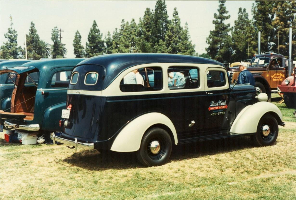 Camioneta Panel Chevrolet >> Chevrolet Suburban