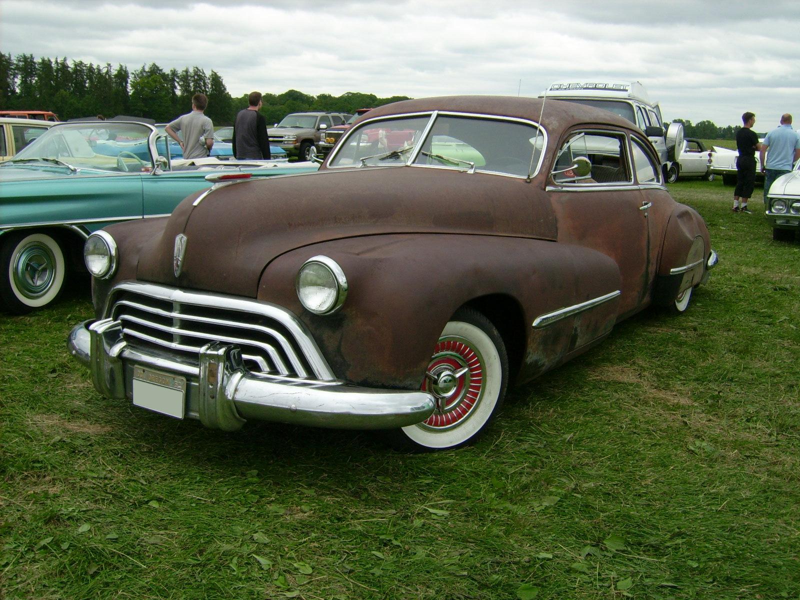 Oldsmobile 98 for 1947 oldsmobile 4 door sedan