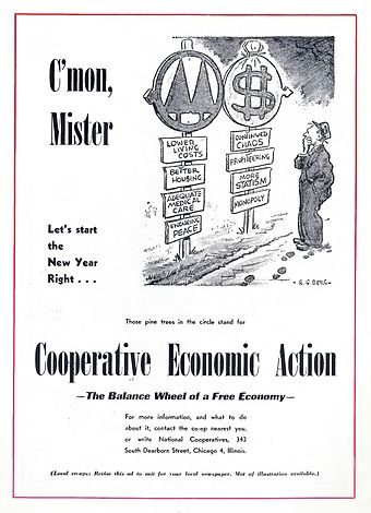 consumers cooperatives Cooperatives (co-ops) operate, and examples of consumer cooperatives in various sectors of the us economy (eg, financial services, utilities, food, housing, child.
