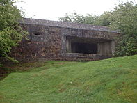 Pillbox at Dun Mill Lock