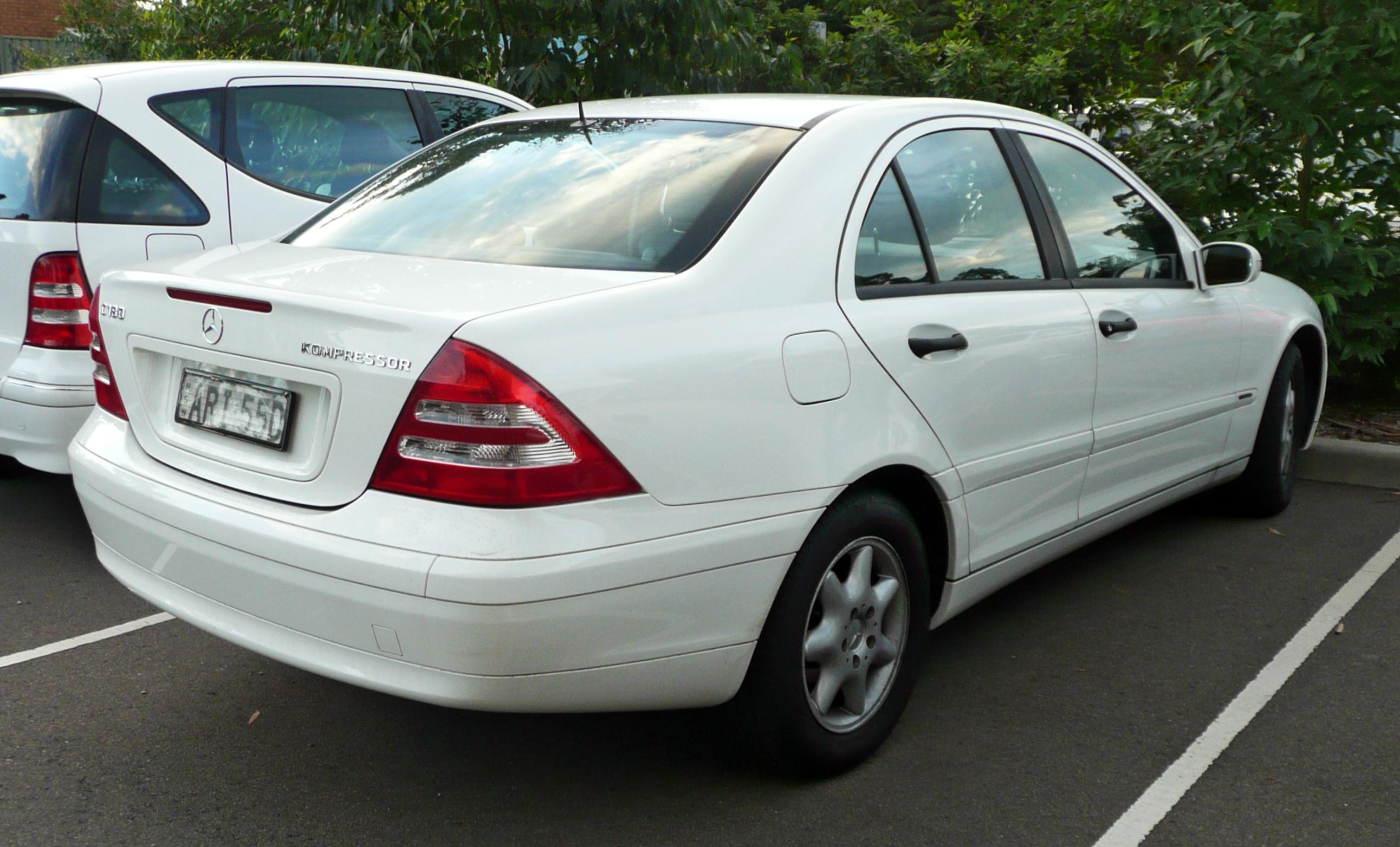 Mercedes benz c class for 2003 mercedes benz c230 kompressor reliability