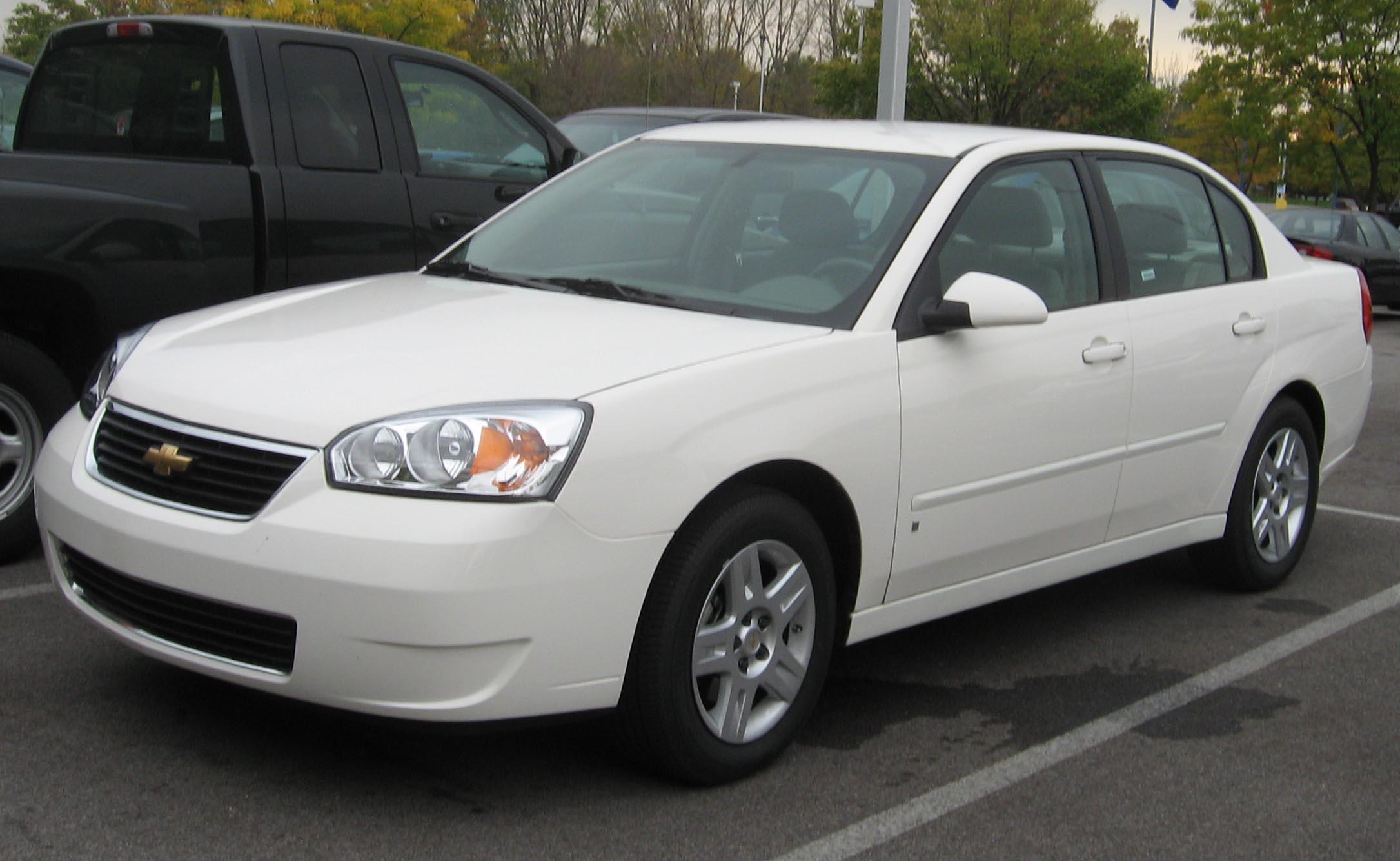 2007 Chevy Malibu