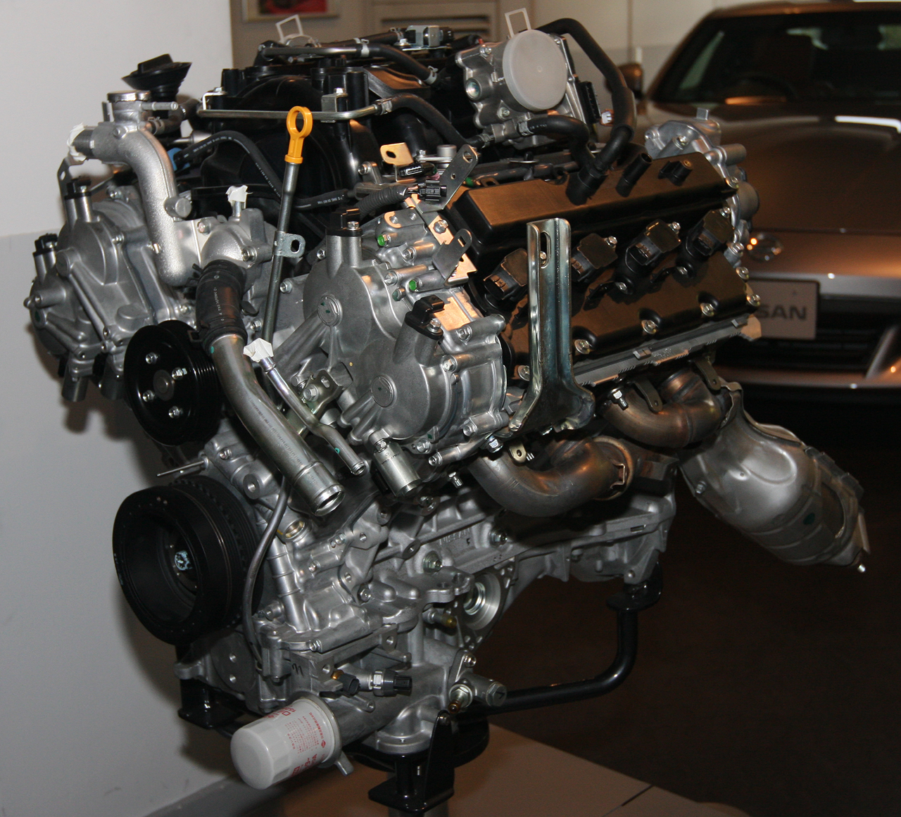 Nissan Vk Engine