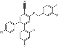2 3 diarylpyridine CB1 derivative.png