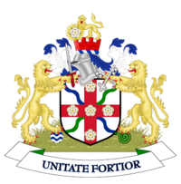 Arms of North Yorkshire County Council