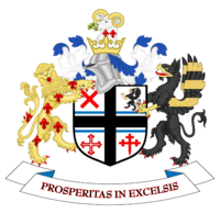 Coat of arms of St Helens Metropolitan Borough Council.png