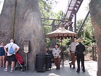 Entrance of Flight of the Hippogriff