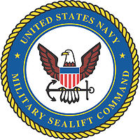 Seal of the Military Sealift Command