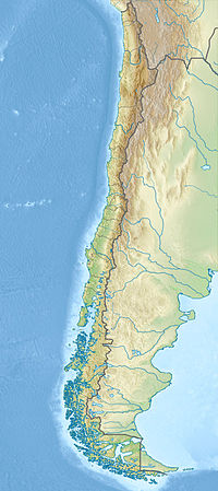 Monte San Valentin is located in Chile