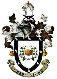 Coat of arms of the County Borough