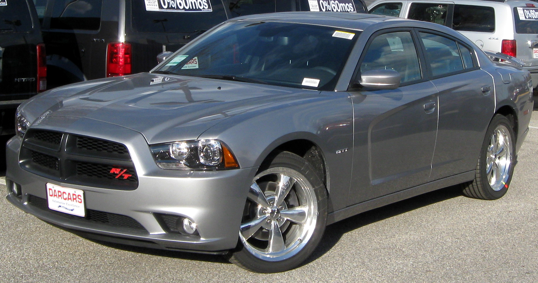 Dodge Charger Lx