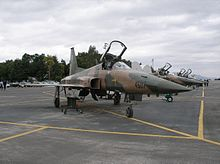 Mexican Air Force Northrop F-5 fighters.jpg