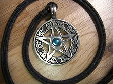 A pentacle.