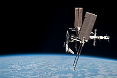 ISS and Endeavour seen from the Soyuz TMA-20 spacecraft 29.jpg