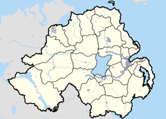Omagh is located in Northern Ireland