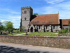 St Mary's and St Nicholas, Compton - geograph.org.uk - 20753.jpg