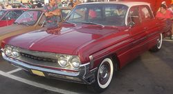 1961 Oldsmobile Dynamic-88