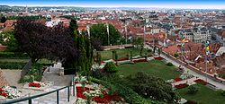 0473-0474b - Graz - View from Schlossberg.JPG