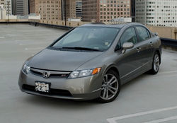 2006–08 Honda Civic Si Sedan