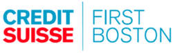 Credit Suisse First Boston logo