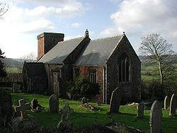 Clapton-in-Gordano (Somerset) St Michael's Church - geograph.org.uk - 67569.jpg