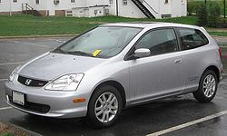 2002-2003 Honda Civic Si (US)