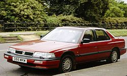 1987 Honda Legend European-spec with optional Special Equipment Pack