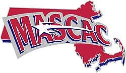 Massachusetts State College Athletic Conference logo