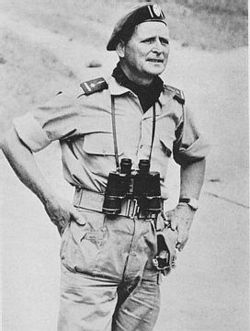 Mike Hoare in the Congo in 1964. Photo by Agence Presse.jpg