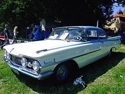 1959 Oldsmobile Dynamic 88 Coupe