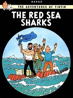 Tintin Cover - The Red Sea Sharks.JPG