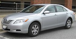 2007-2009 Toyota Camry LE pre-facelift (US)